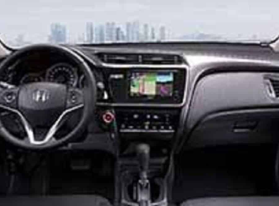 2018 Honda City E - Interior Front View