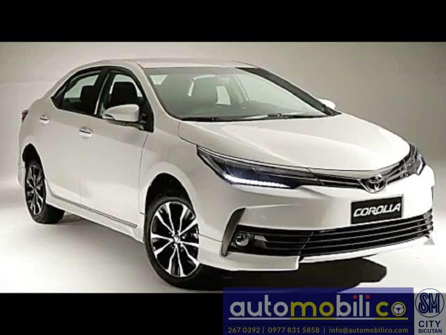 2018 Toyota Corolla Altis V - Front View