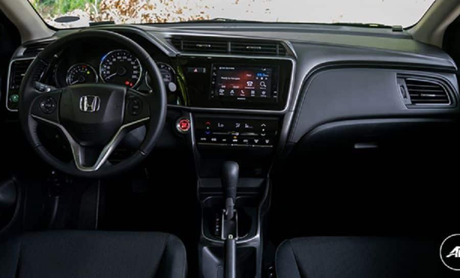 2018 Honda City - Interior Front View