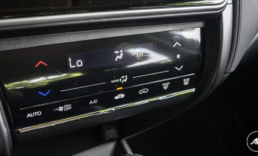 2018 Honda City - Interior Rear View