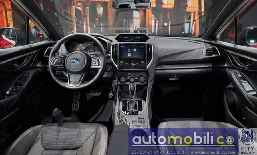 2018 Subaru Impreza - Interior Front View