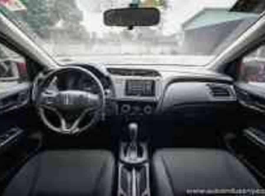 2018 Honda City E - Interior Rear View