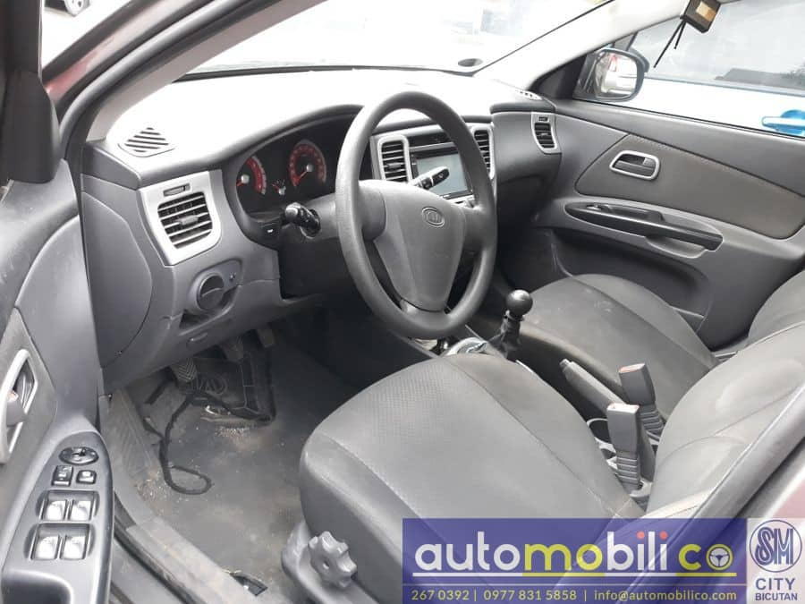 2011 Kia Rio - Interior Front View