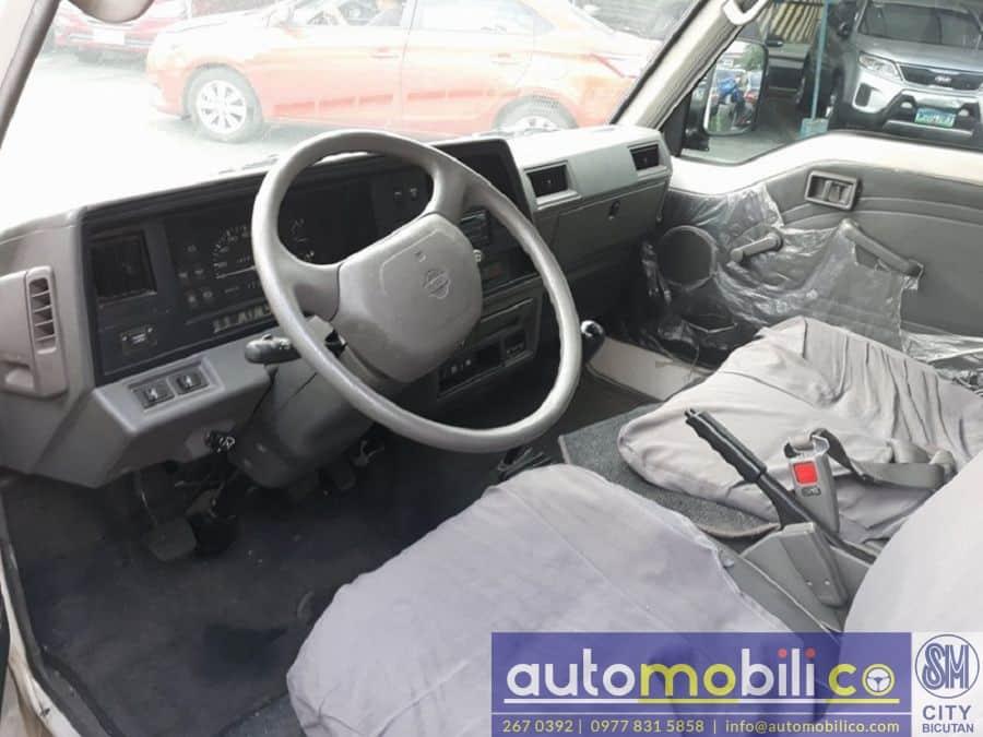 2015 Nissan Urvan - Interior Rear View