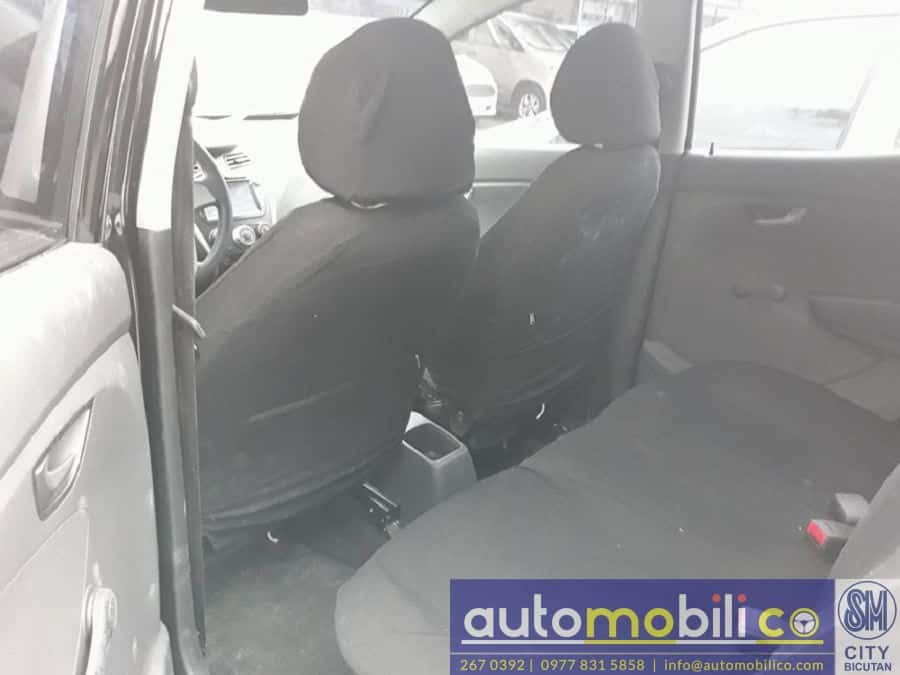 2014 Hyundai Eon - Interior Rear View