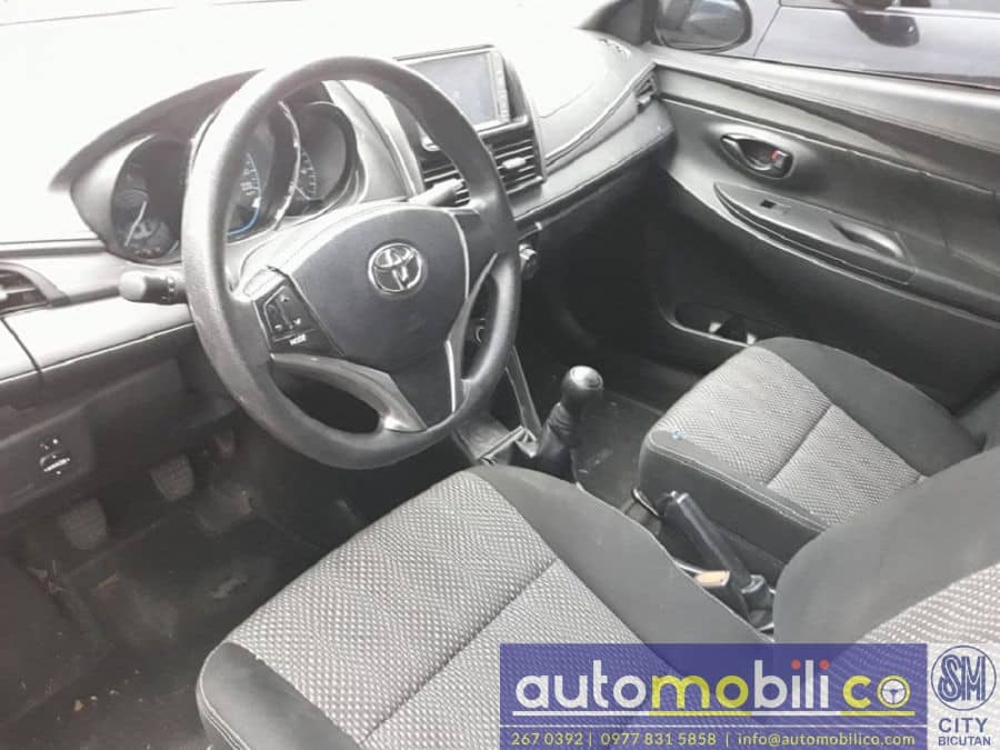 2017 Toyota Vios - Interior Rear View