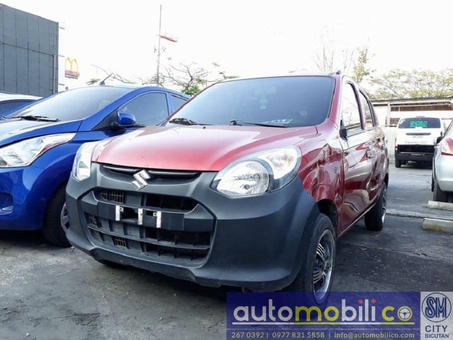 2016 Suzuki Alto - Left View