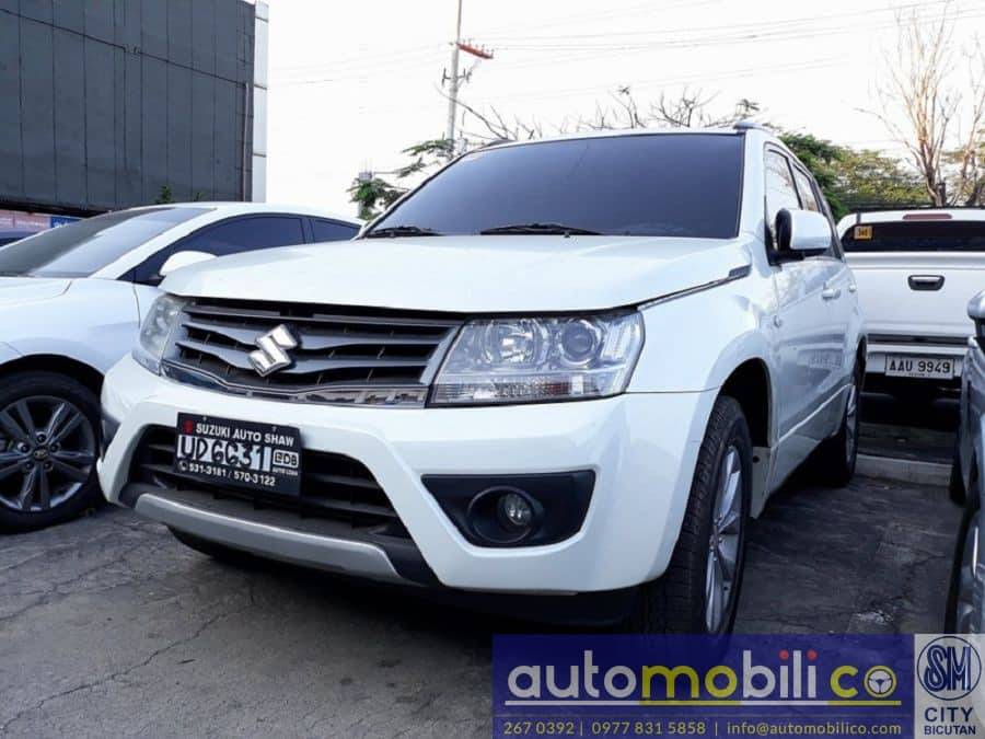 2016 Suzuki Grand Vitara - Left View