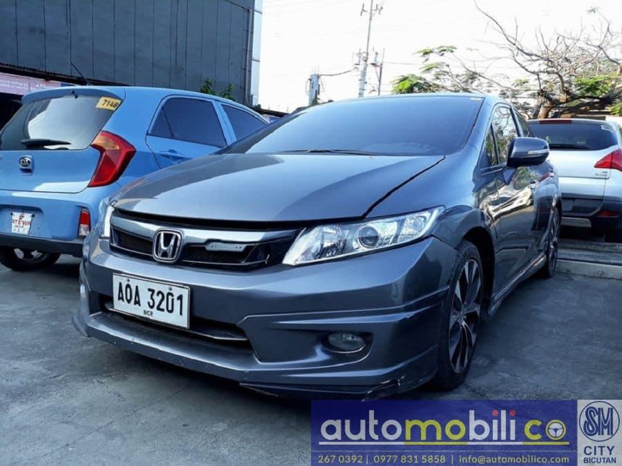2014 Honda Civic - Left View