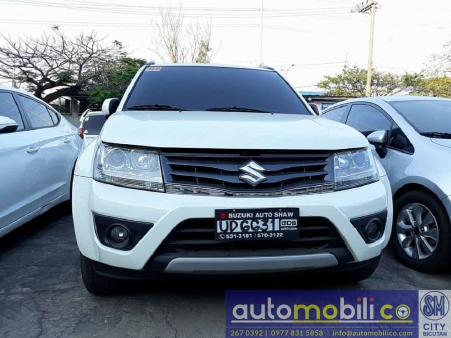2016 Suzuki Grand Vitara - Front View