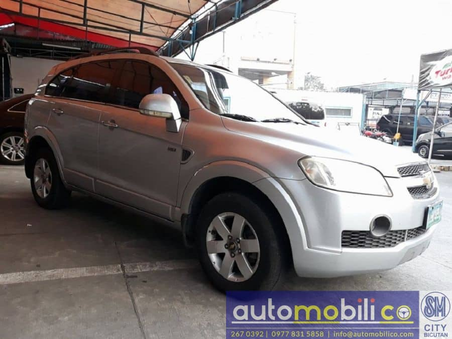 2008 Chevrolet Captiva - Right View