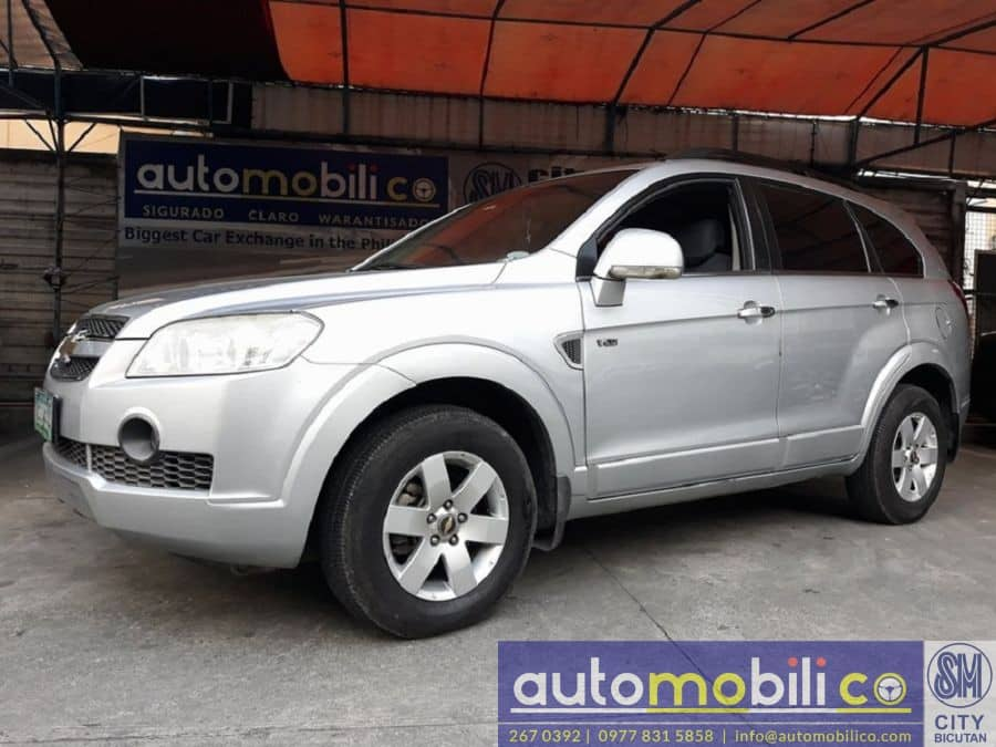 2008 Chevrolet Captiva - Left View