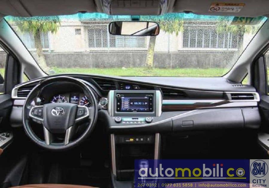 2018 Toyota Innova V - Left View