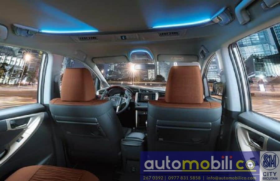 2018 Toyota Innova V - Right View