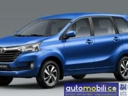 2018 Toyota Avanza - Front View