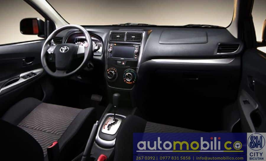 2018 Toyota Avanza - Interior Front View