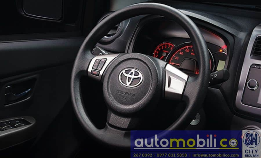 2018 Toyota Wigo - Right View