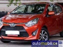 2018 Toyota Wigo - Front View