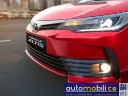2018 Toyota Corolla Altis G - Front View
