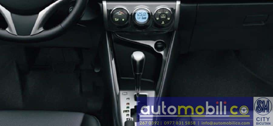 2018 Toyota Vios - Interior Front View