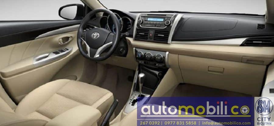 2018 Toyota Vios - Left View