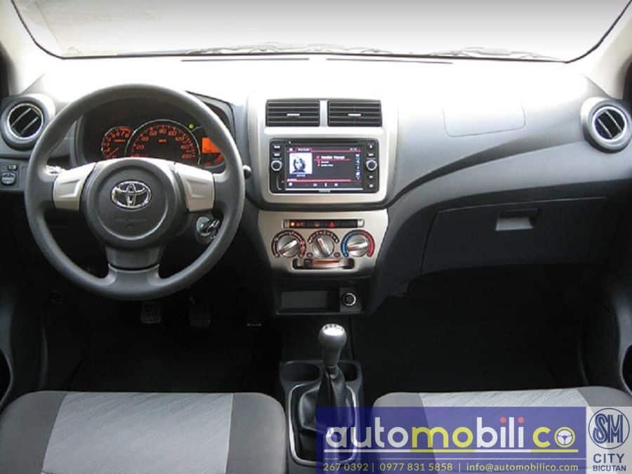 2018 Toyota Wigo - Left View