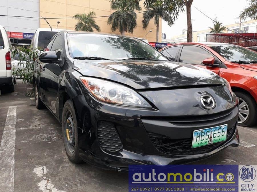 2013 Mazda 3 - Right View