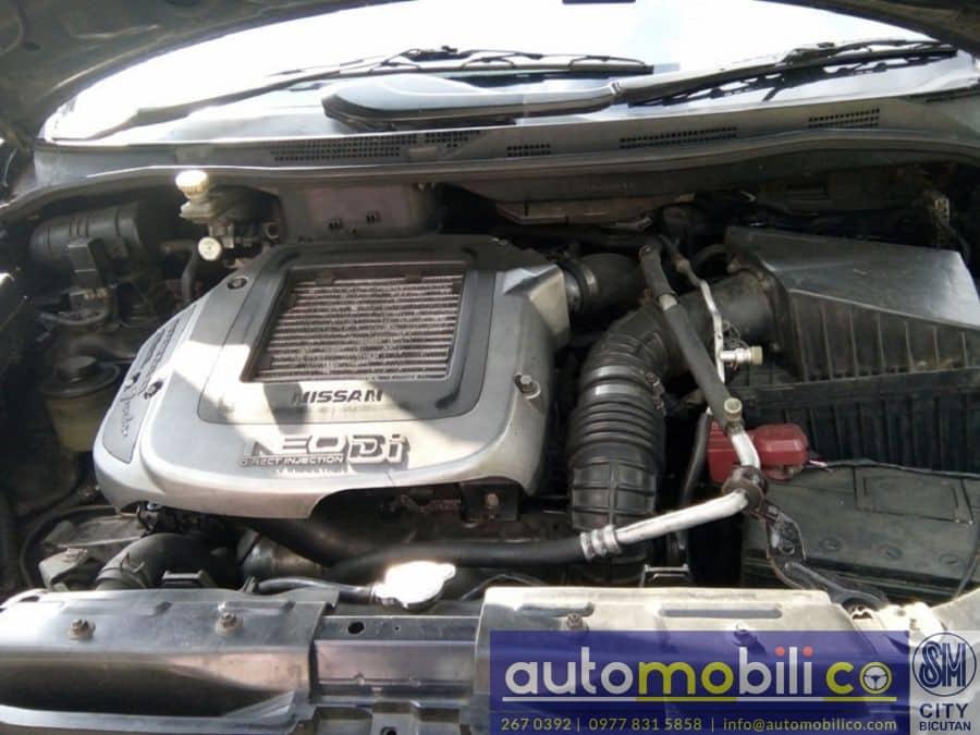 1997 Nissan Presage - Interior Rear View