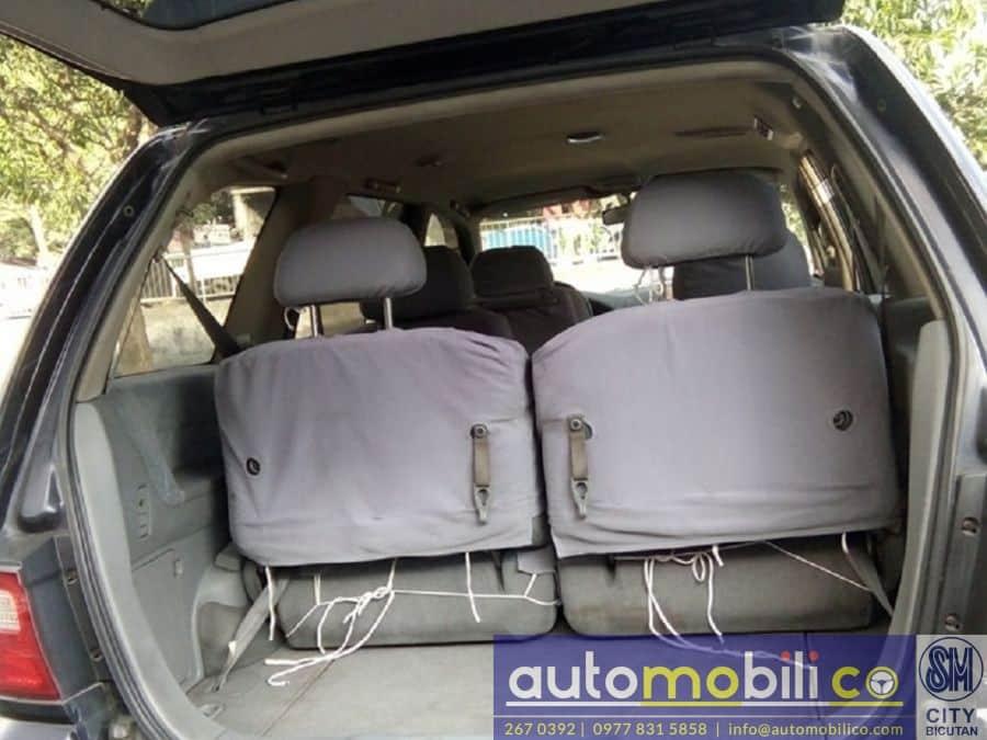 1997 Nissan Presage - Interior Front View