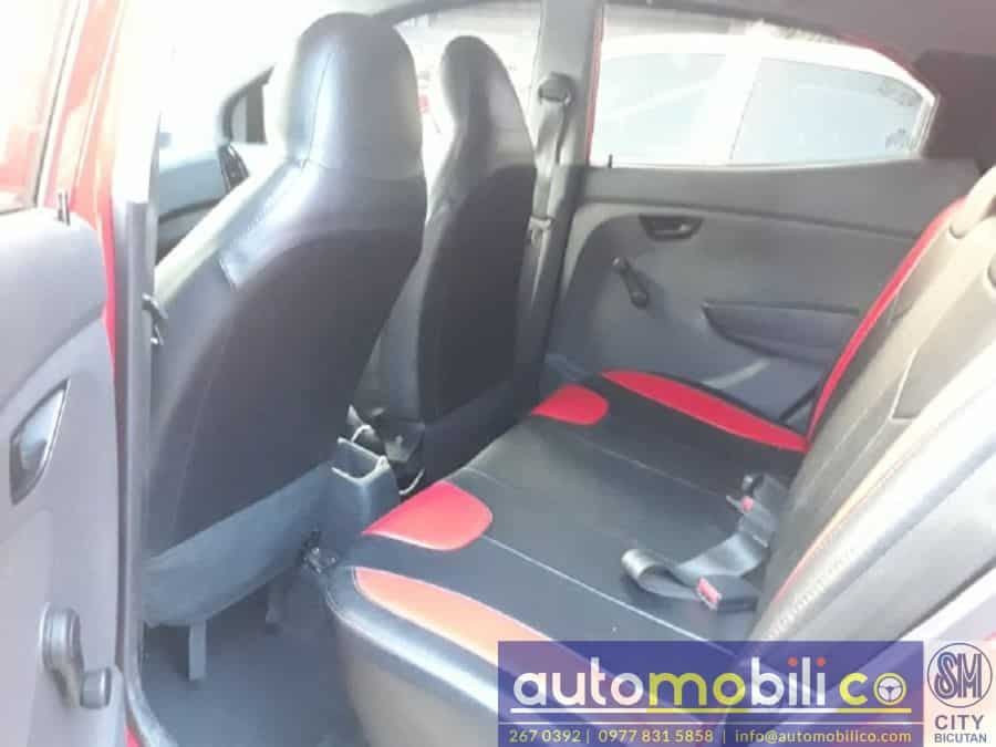 2014 Hyundai Eon - Rear View