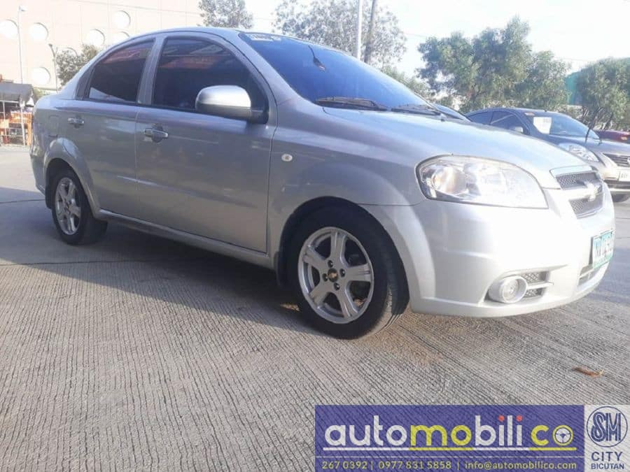 2009 Chevrolet Aveo - Right View