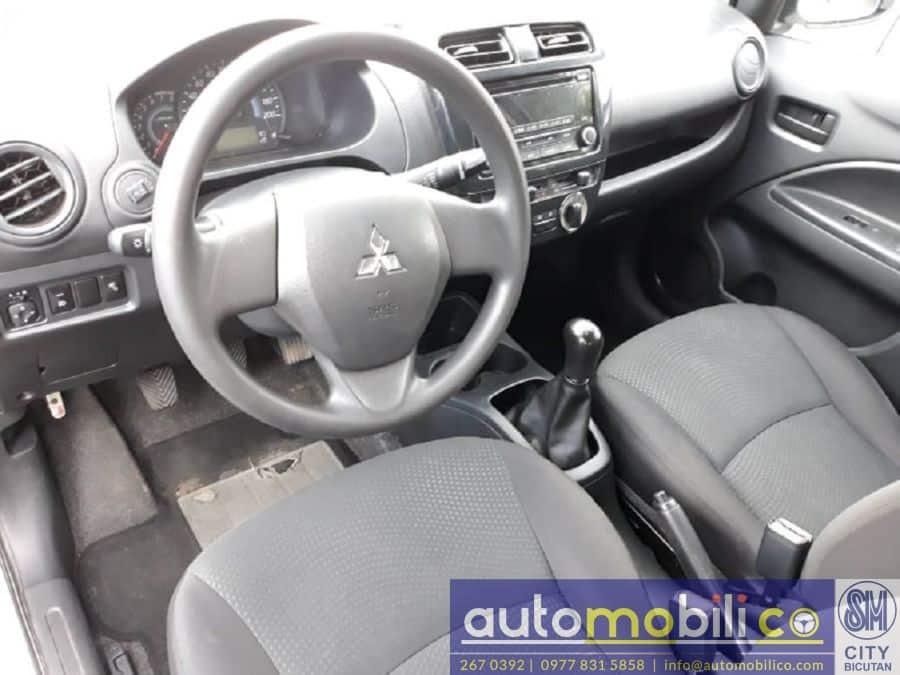2015 Mitsubishi Mirage G4 - Interior Front View