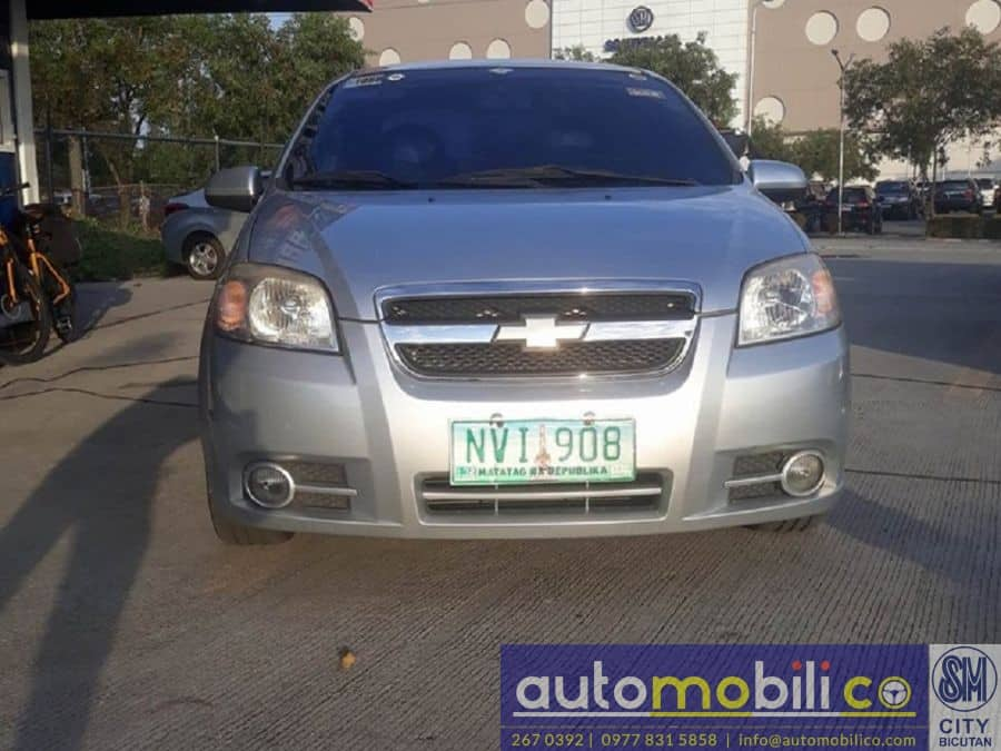 2009 Chevrolet Aveo - Front View