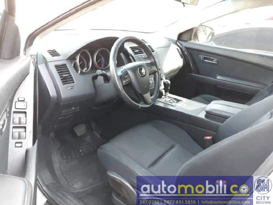 2013 Mazda CX-9 - Interior Rear View