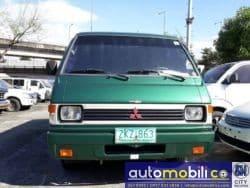 2008 Mitsubishi L300 - Front View