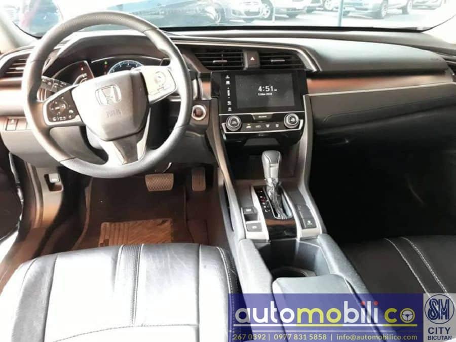 2017 Honda Civic - Interior Front View