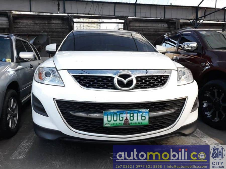 2013 Mazda CX-9 - Front View
