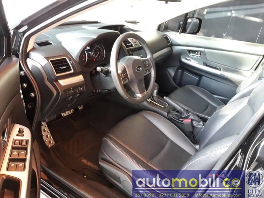 2016 Subaru XV - Interior Front View
