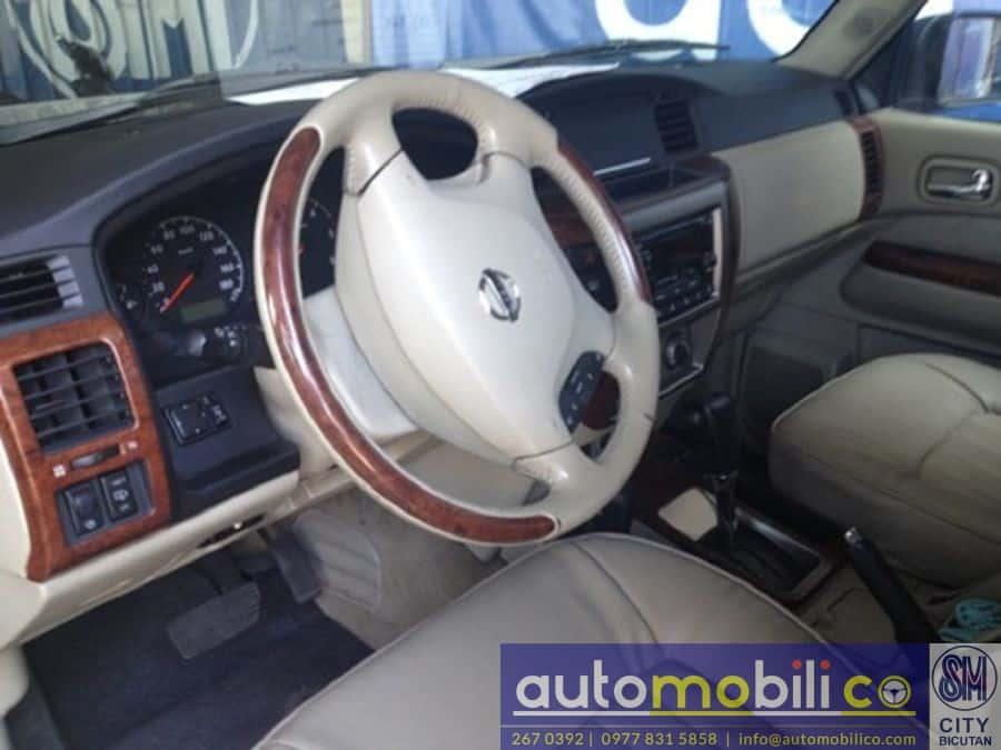 2007 Nissan Patrol - Left View