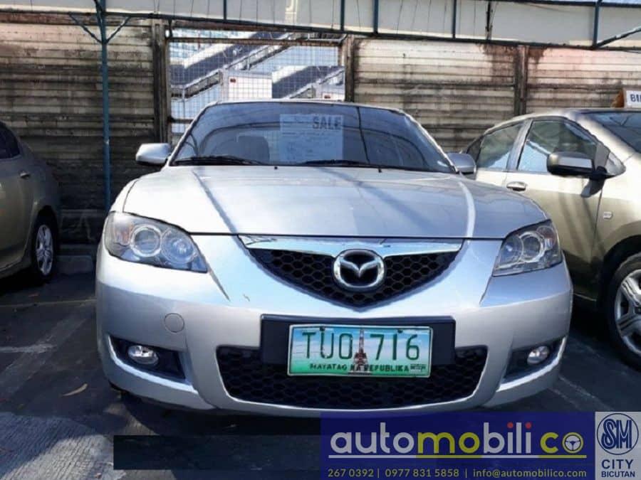 2011 Mazda 3 - Rear View