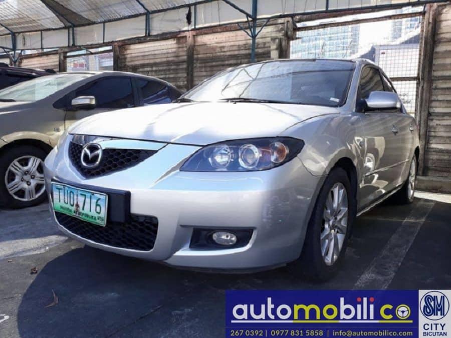 2011 Mazda 3 - Left View