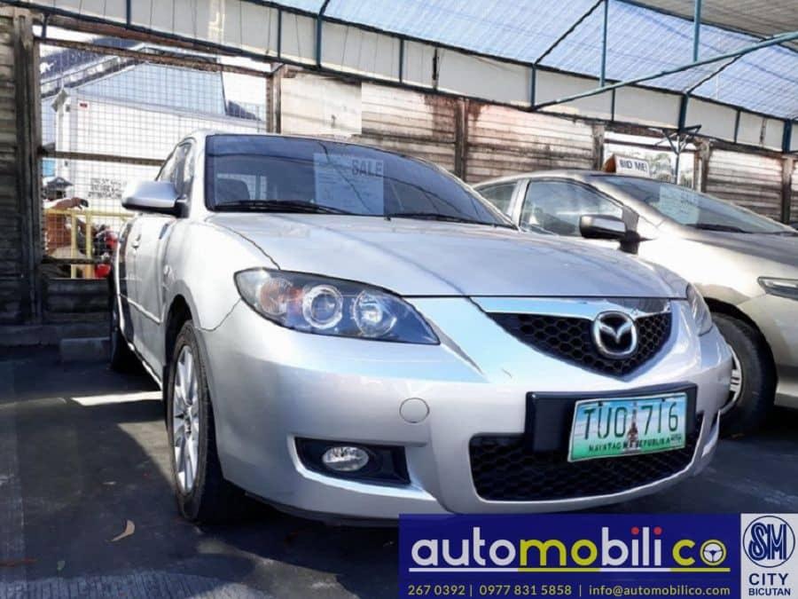 2011 Mazda 3 - Right View