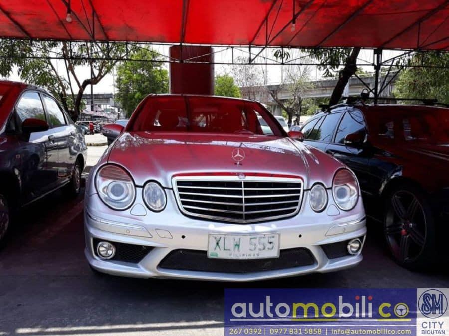 2003 Mercedes-Benz E240 - Front View