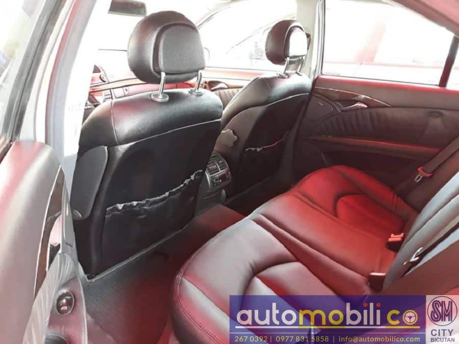 2003 Mercedes-Benz E240 - Interior Rear View