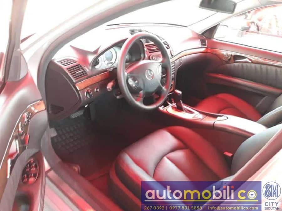 2003 Mercedes-Benz E240 - Interior Front View