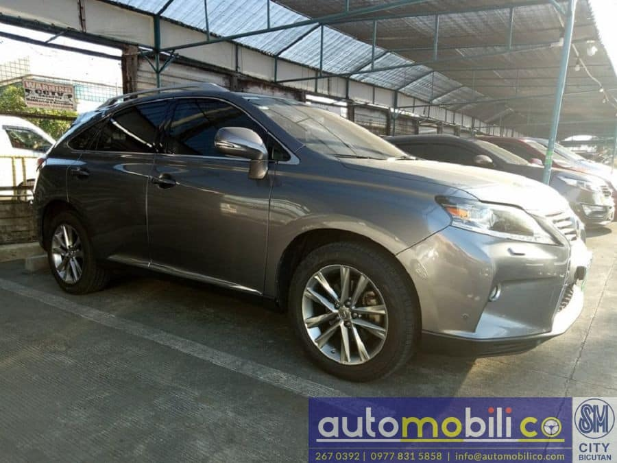 2012 Lexus RX 350 - Right View