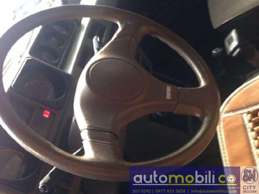 1990 Mitsubishi Montero - Interior Front View