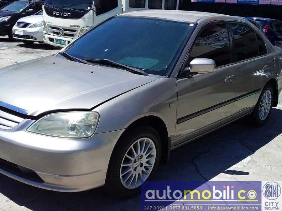 2001 Honda Civic - Left View