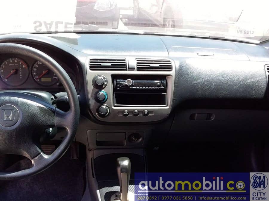 2001 Honda Civic - Interior Front View