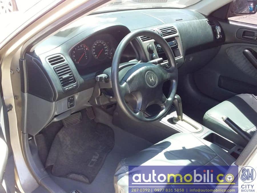 2001 Honda Civic - Right View
